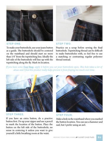jeans ebook