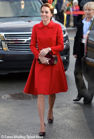 Duchess of Cambridge Coat Dress