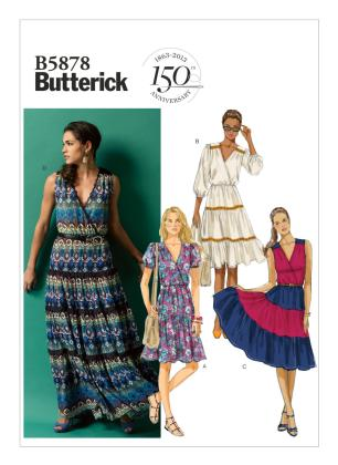 Butterick B5878