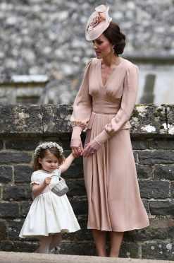 Kate Middleton Bridesmaid for Pippa 2017