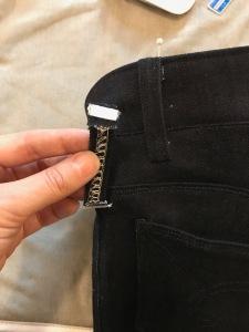 Belt loop cheat