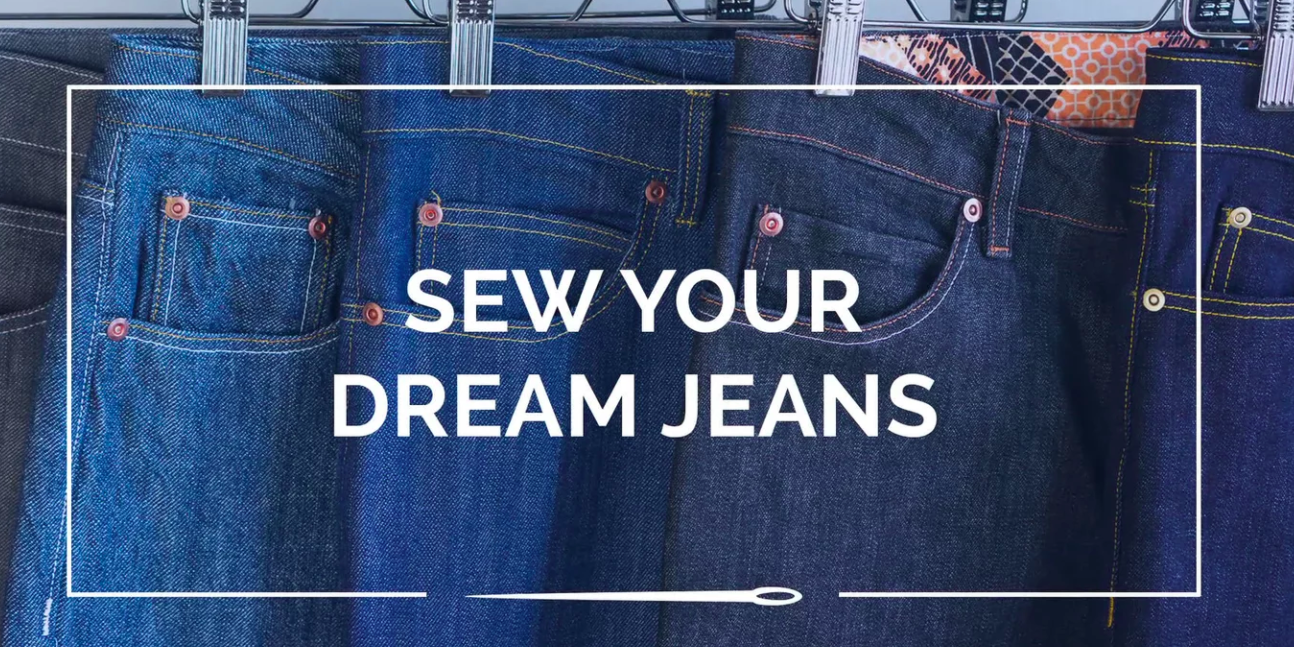 Screen Shot of Jeans Course